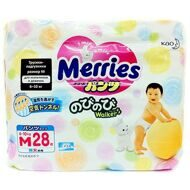 Трусики Merries Pants M 28 (6-10 кг)